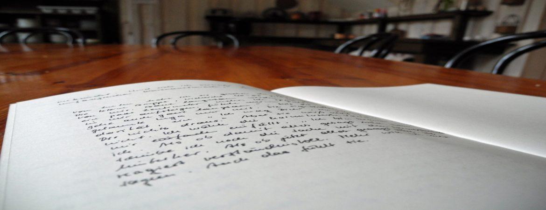 Ateliers d'écriture avec les enfants et adolescents sourds