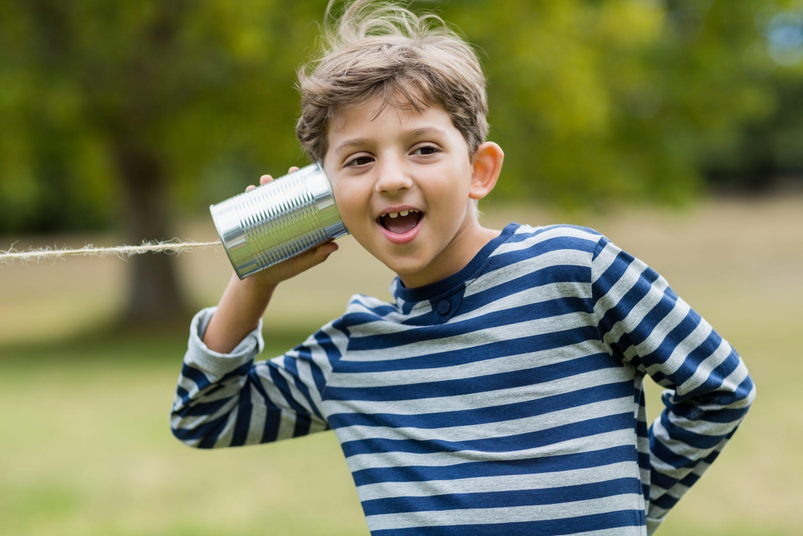 L'éducation auditive pour les enfants sourds de 0 à 12 ans : entendre, écouter, comprendre – Visioconférence