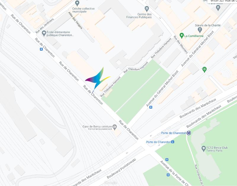 Espace Charenton 327 rue de Charenton 75012 Paris