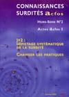 Hors-série n°2, Actes Acfos V